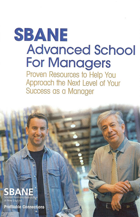 Advanced School for Managers 2009